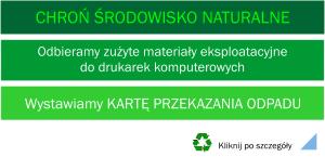 Karta przekazania odpadu na tonery