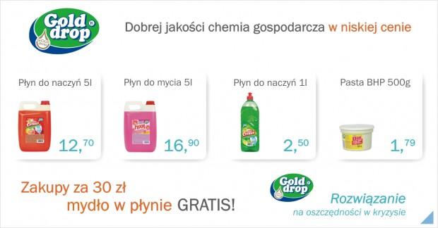 Chemia gospodarcza – prezent do 30 zł zakupu
