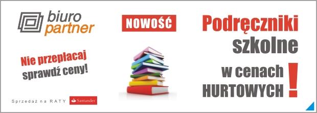 Podręcznik szkolne w hurtowych cenach